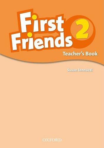 "Купить книгу ""First Friends 2. Teacher's Book"""