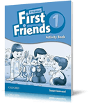 First Friends. Level 1. Activity Book