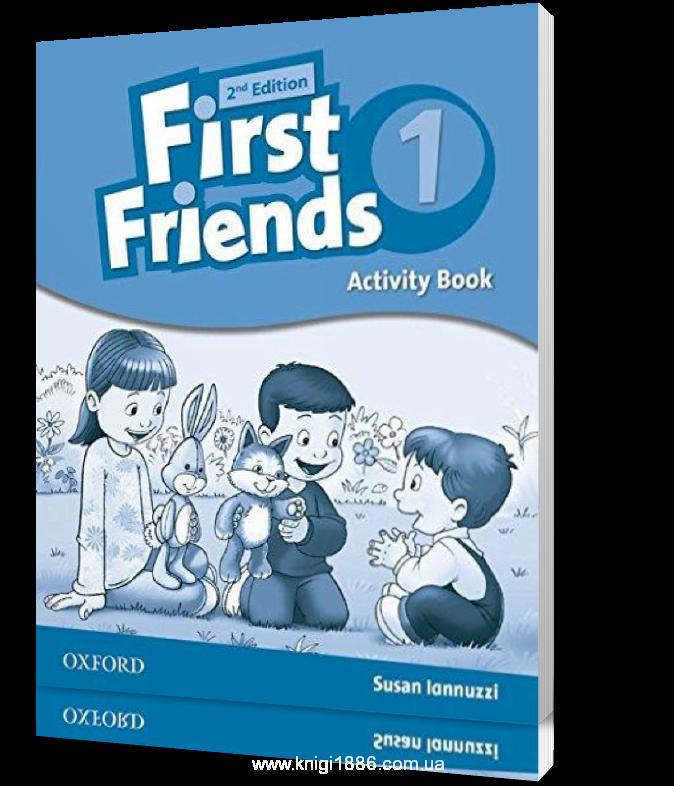 "Купить книгу ""First Friends. Level 1. Activity Book"""