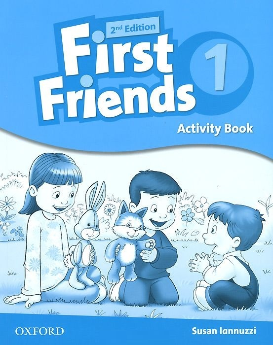 "Купить книгу ""First Friends. Level 1. Activity Book"""