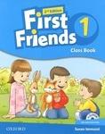 First Friends. Level 1. Class Book (+ CD-ROM)