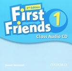 First Friends. Level 1 (аудиокурс CD)