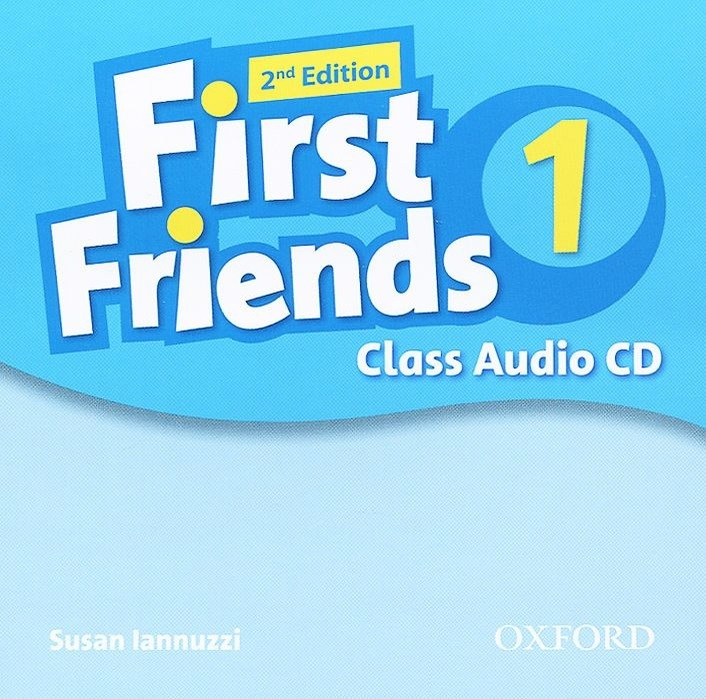 "Купить книгу ""First Friends. Level 1 (аудиокурс CD)"""