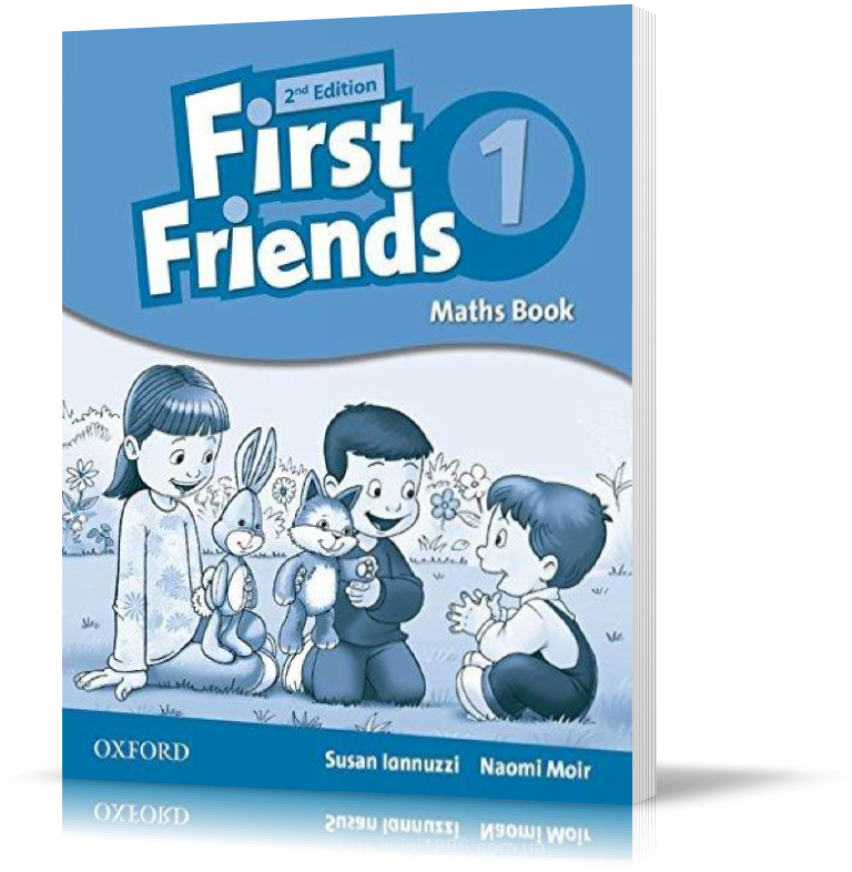 "Купить книгу ""First Friends. Level 1. Maths Book"""