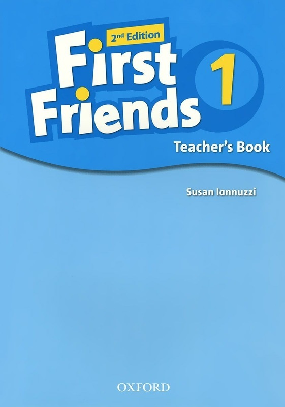 "Купить книгу ""First Friends. Level 1. Teacher's Book"""