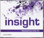 Insight. Advanced. Class CDs - купить и читать книгу