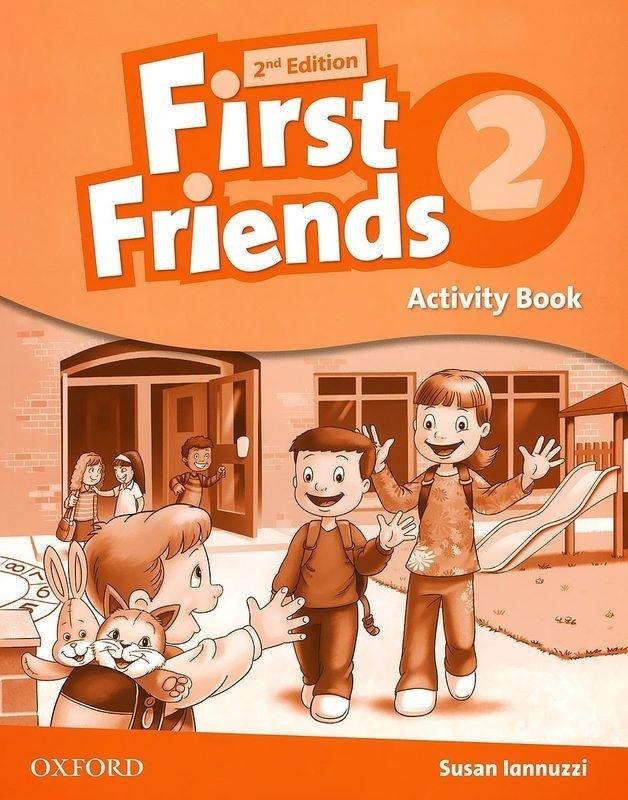 "Купить книгу ""First Friends. Level 2. Activity Book"""