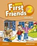 First Friends. Level 2. Classbook (+ CD-ROM)