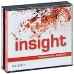 Insight. Elementary (аудиокурс на 3 CD) - купить и читать книгу