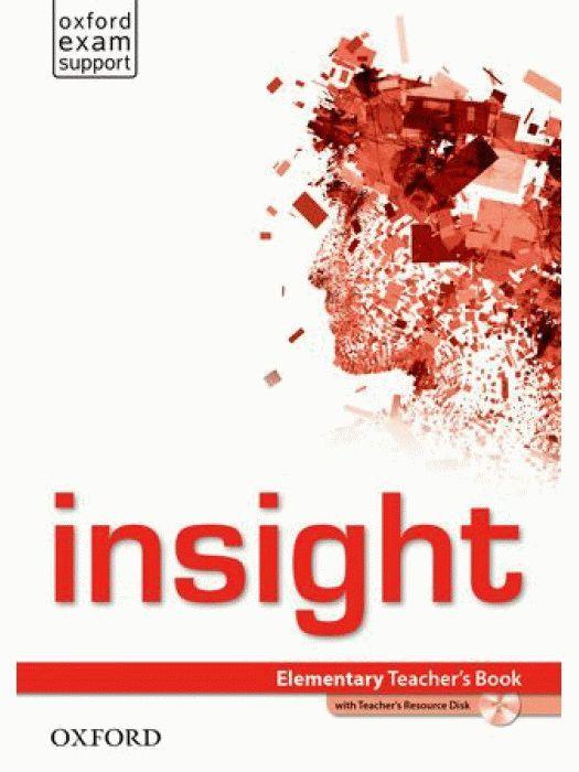 Insight. Elementary. Teacher's Book with Teacher's Resource Disk - купить и читать книгу