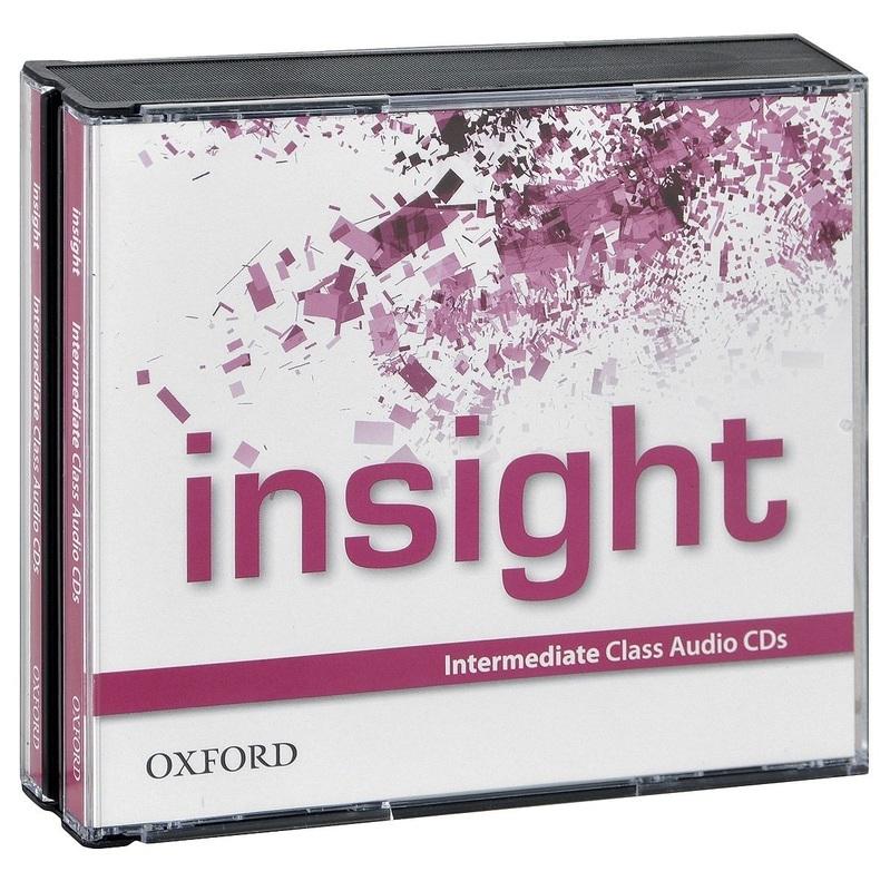 "Купить книгу ""Insight. Intermediate (аудиокурс на 2 CD)"""