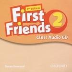 First Friends 2. Class Audio CDs (аудиокурс на CD)