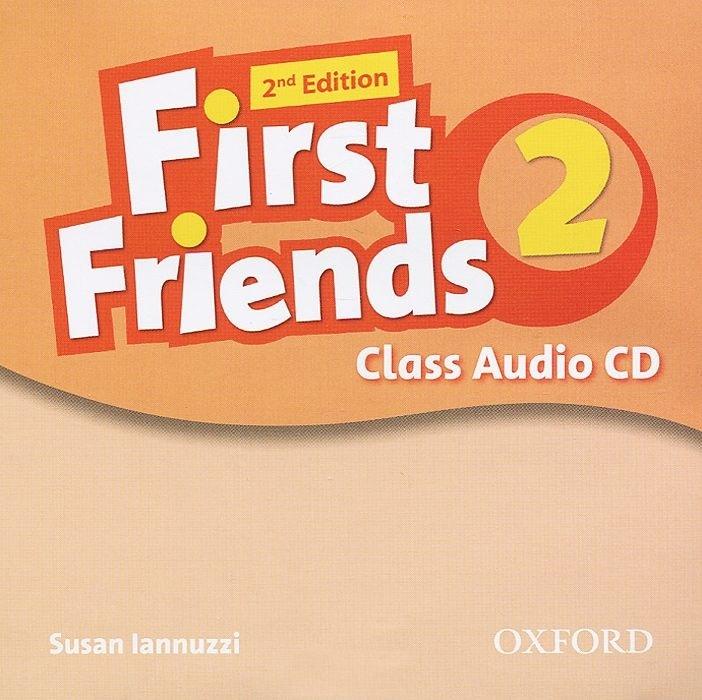 "Купить книгу ""First Friends 2. Class Audio CDs (аудиокурс на CD)"""