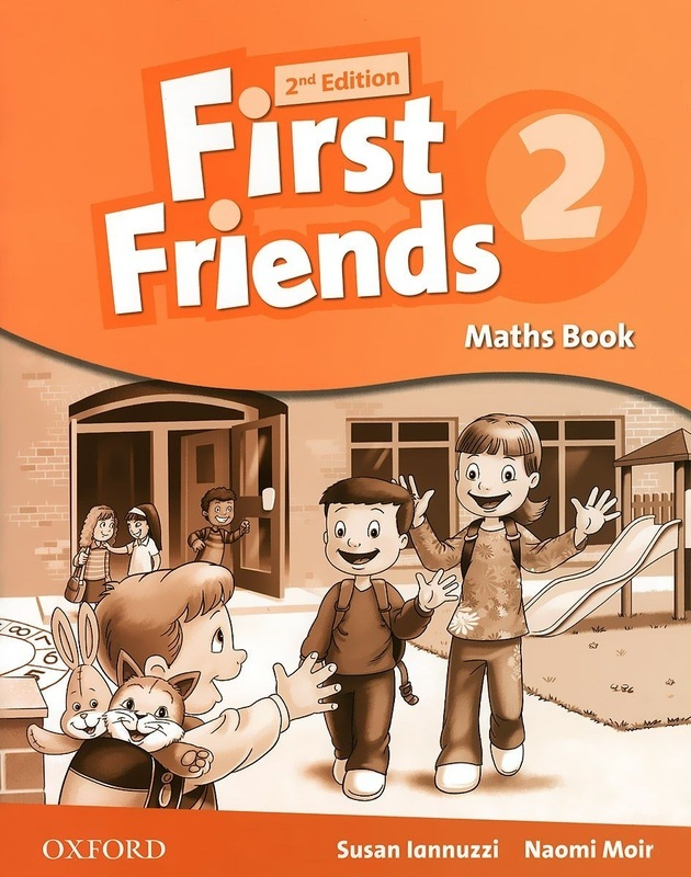 "Купить книгу ""First Friends. Level 2. Maths Book"""