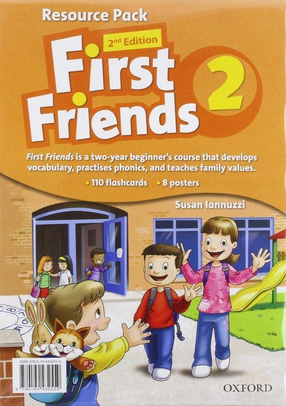 """Купить книгу """"First Friends. Level 2. Teacher's Resource Pack"""""""