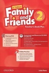 "Купить книгу ""Family and Friends. Level 2. Teacher's Book Plus"""