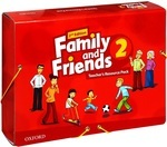 Family and Friends 2. Teachers Resource Pack