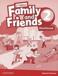Family and Friends. Level 2. Workbook