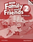 Family and Friends. Level 2. Workbook with Online Practice