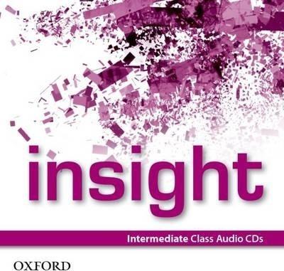 Insight. Pre-Intermediate. Class CD (2 Discs) - купить и читать книгу