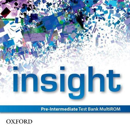 Insight. Pre-Intermediate. Test Bank MultiROM - купить и читать книгу