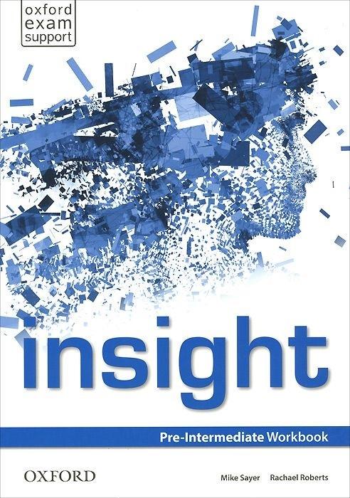 "Купить книгу ""Insight. Pre-Intermediate. Workbook"""