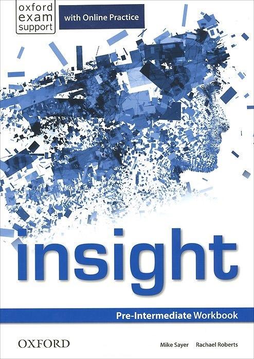 "Купить книгу ""Insight. Pre-Intermediate. Workbook with Online Practice"""