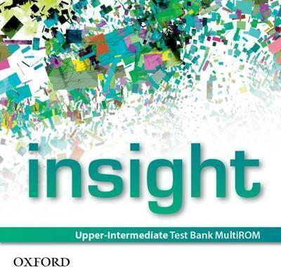 Insight. Upper-Intermediate. Test Bank MultiROM - купить и читать книгу