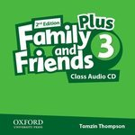 Family and Friends 2e Plus 3. Class Audio CD - купить и читать книгу
