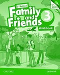 Family and Friends. Level 3. Workbook with Online Practice