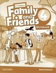 Family and Friends. Level 4. Workbook