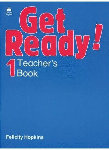 "Купить книгу ""Get Ready! 1. Teacher's Book"""