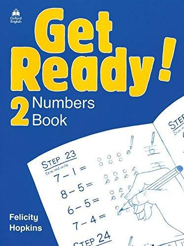 "Купить книгу ""Get Ready! 2. Numbers Book"""