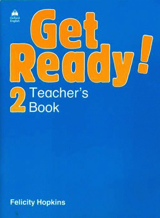 "Купить книгу ""Get Ready! 2. Teacher's Book"""