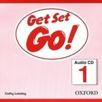 Get Set Go ! 1 (аудиокнига CD)