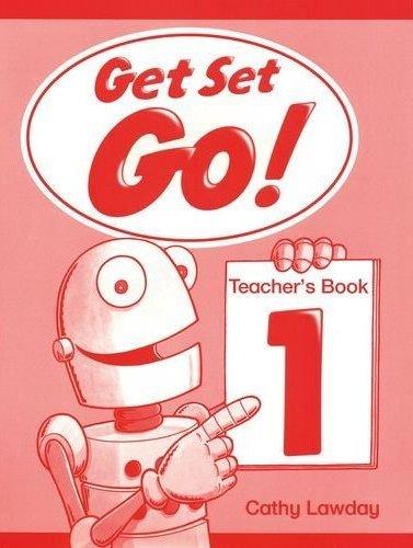 """Купить книгу """"Get Set - Go! 1 Teacher's Book"""""""