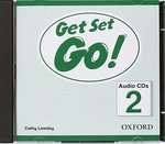 Get Set - Go! Level 2 (аудиокурс CD)