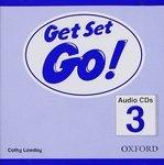 Get Set Go! Level 3 (аудиокнига на 2 CD)