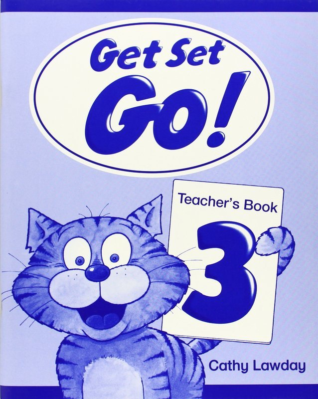 """Купить книгу """"Get Set - Go! 3. Teacher's Book"""""""