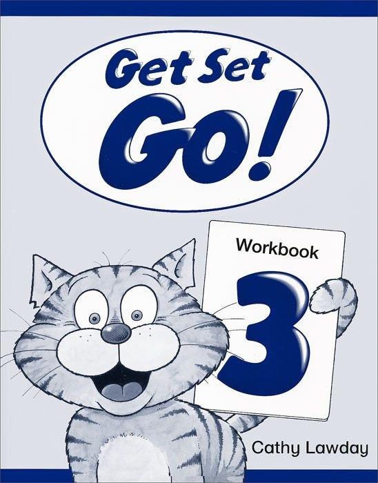 """Купить книгу """"Get Set - Go! Level 3. Workbook"""""""