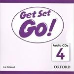 Get Set Go! 4. Audio CDs (аудиокурс на 2 CD)