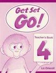 """Купить книгу """"Get Set - Go! Level 4. Teacher's Book"""""""