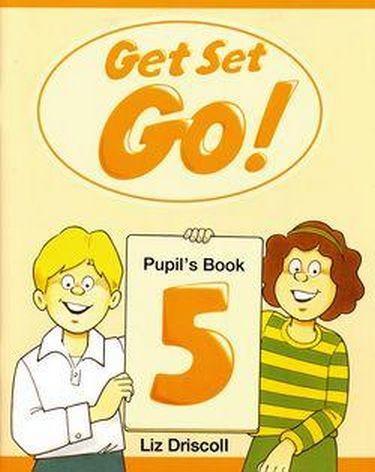 """Купить книгу """"Get Set - Go! Level 5. Pupil's Book"""""""
