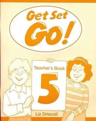 """Купить книгу """"Get Set - Go! 5. Teacher's Book"""""""