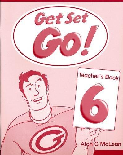 """Купить книгу """"Get Set - Go! 6. Teacher's Book"""""""