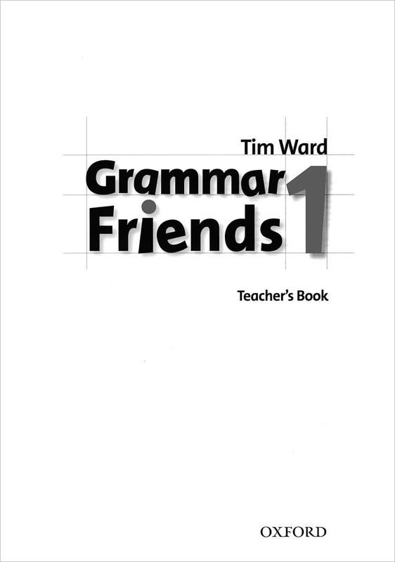 """Купить книгу """"Grammar Friends 1. Teacher's Book"""""""