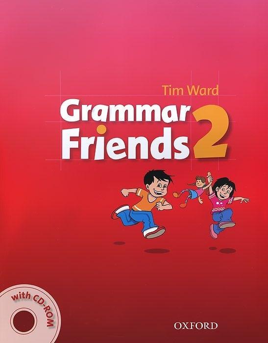 "Купить книгу ""Grammar Friends 2 (+ CD-ROM)"""