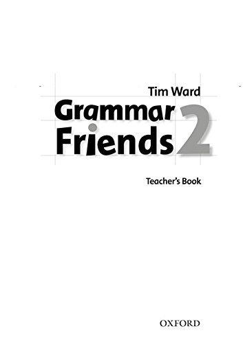"""Купить книгу """"Grammar Friends 2. Teacher's Book"""""""