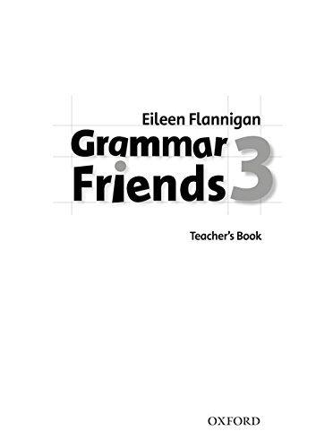 """Купить книгу """"Grammar Friends 3. Teacher's Book"""""""
