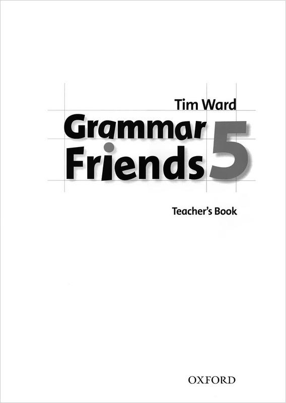 """Купить книгу """"Grammar Friends 5. Teacher's Book"""""""